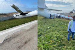Silverstone Air Fokker 50 разбился в Могадишо (ФОТО)