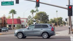 Водителю автономного Uber предъявили обвинение в убийстве по неосторожности