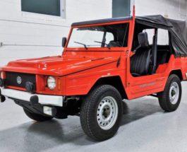 Volkswagen Type 183 Iltis ,1980,классика,авто,