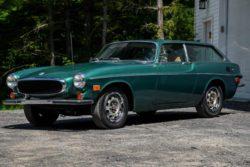 Volvo 1800ES 1972 года оказалась на аукционе (18 фото)