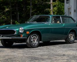 Volvo 1800ES 1972