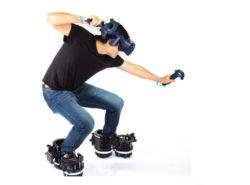Создана обувь Ekto VR для прогулок в виртуальной реальности
