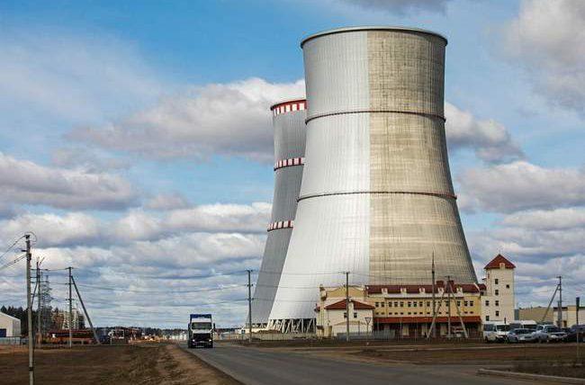 АЭС, Энергоблок, Беларусь,