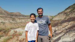 12-летний мальчик обнаружил в Канаде редкое ископаемое, которому 69 миллионов лет