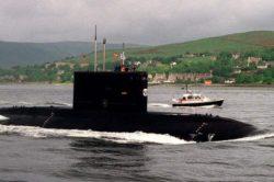 Великобританию сильно беспокоят российские подводные лодки