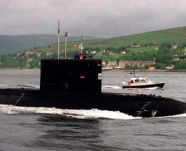 Великобритания, Россия, подводные лодки,
