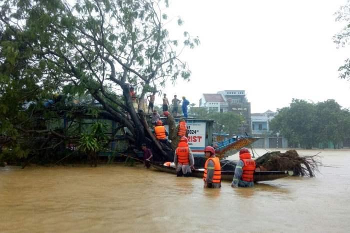 Вьетнам, наводнения,