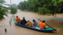 Беспрецедентные наводнения во Вьетнаме