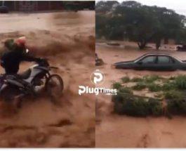 Гана,наводнения,