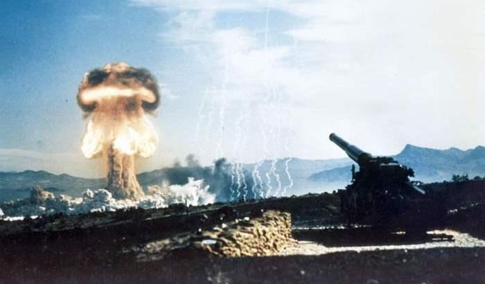 Германия,Ядерная война,учения,
