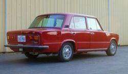 Это не «Жигули». Fiat 124 1974 года выставлен на аукцион.