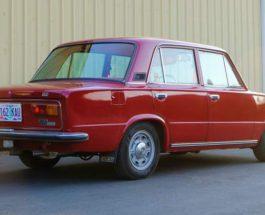 Жигули, Fiat 124, 1974 год,