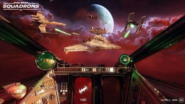 Звездные войны Эскадрильи