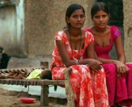 Индия,Навали,Деревня проституток,
