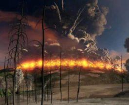 Йеллоустоун,извержение,взрыв,