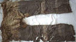 В Китае обнаружены брюки 3000-летней давности