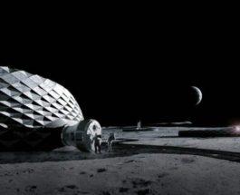 Луна,Марс,базы,3D печать,