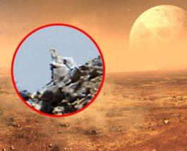 Марс,статуи,Скотт Уоринг,