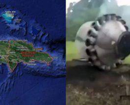 НЛО, Доминиканская республика,
