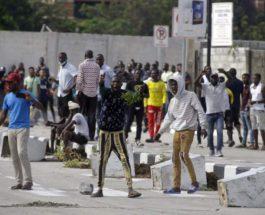 Нигерия, голодные беспорядки,