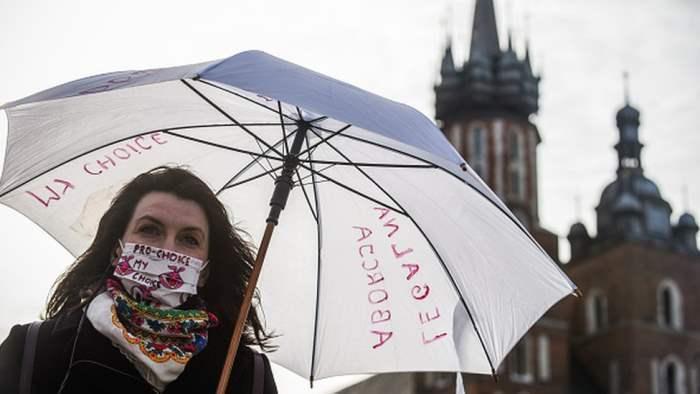 Польша, аборты, запреты,