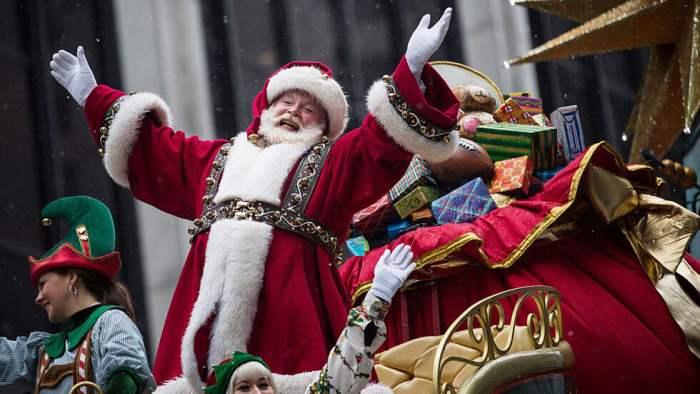 Санта, письмо, Дед Мороз, Рождество,