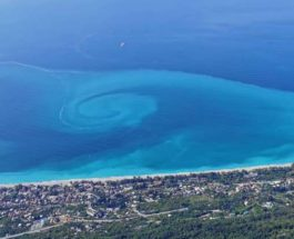 Спираль,Черное море,Абхазия,