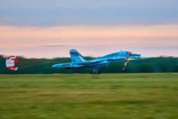 Боевой истребитель Су-34 потерпел крушение в Хабаровском крае