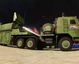 ТОР,Зенитный комплекс,КНДР,Северная Корея,