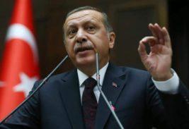 Эрдоган,Турция,Армения,Азербайджан,
