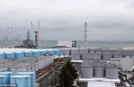 Япония, Фукусима,радиоактивная вода,