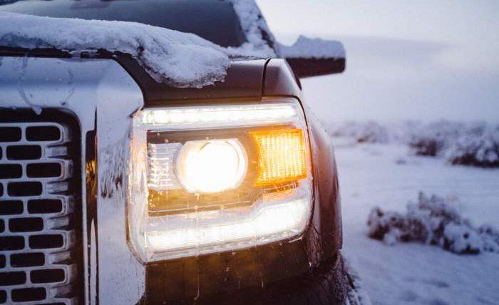 автомобиль зима подготовка
