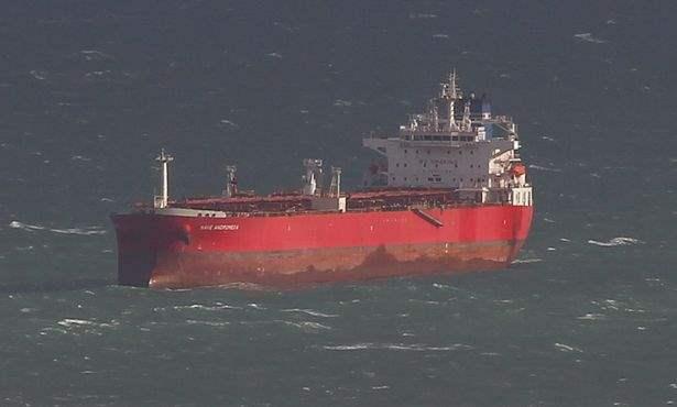 андромеда танкер