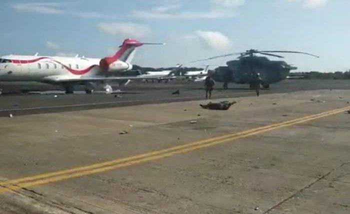 вертолет, Ми-17, Мексика,