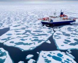 лед, Арктика,