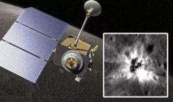 Необычное открытие в кратере на Луне: NASA обнаружило внутри неизвестный объект шириной 58 футов