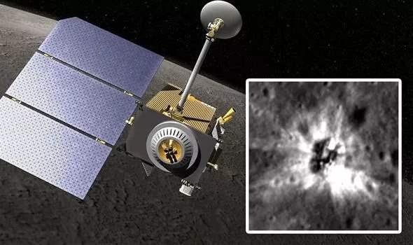 луна кратер
