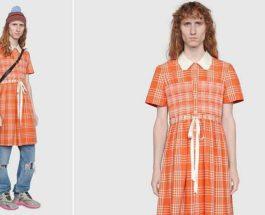 мужское платье,Gucci,