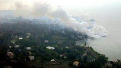 Опасное вулканическое африканское озеро может взорваться в любой момент