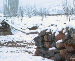 октябрь,снег,Турция,