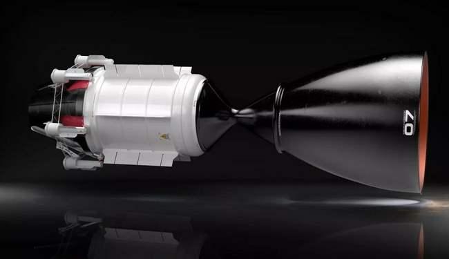 ракетный двигатель, ядерный двигатель,