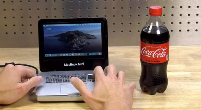 сверхкомпактный MacBook Pro