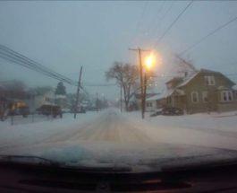 снег,Нью-Джерси,
