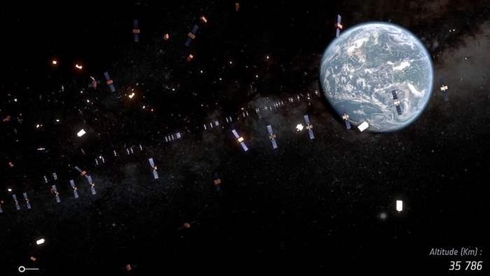 спутники, Northstar, ТАС,