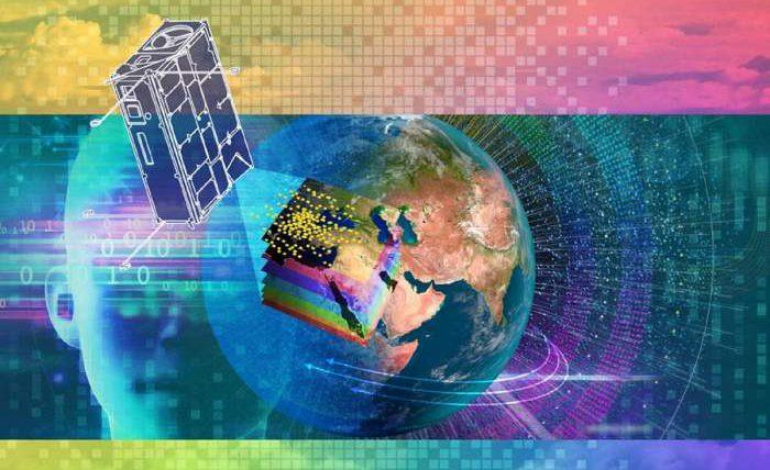 спутник с искусственным интеллектом,Intel Movidius Myriad 2,PhiSat-1,
