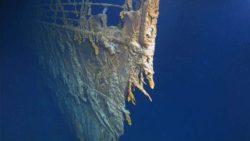 Начались споры по поводу новой экспедиции на затонувший Титаник