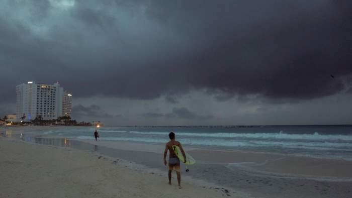 ураган зета