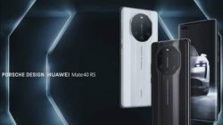 Huawei сошел с ума: представляет смартфон за 2295 евро — с нанокерамическим корпусом и 5-сенсорной камерой (видео)