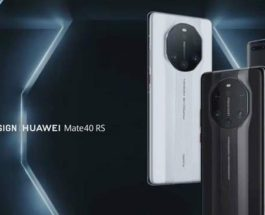 Porsche Design Huawei Mate 40 RS,смартфон,Huawei,
