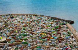 230000 тонн пластика сбрасывается в Средиземное море ежегодно